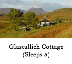 Glastullich Cottage Ullapool